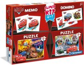 Clementoni Superkit 4 in 1 - Cars