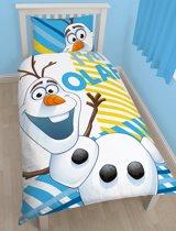 Olaf Frozen Dekbedovertrek I'm Olaf