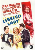 Libeled Lady (dvd)