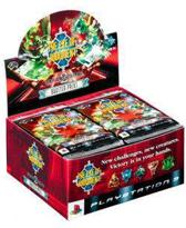Biolith Rebellion Set 2 EOJ Eye of Judgment Booster 36 boosters