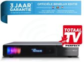 VU+ DUO2 met 1x DVB-S2 Dual tuner + 1x DVB-C/T/T2 Tuner