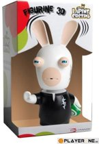 Merchandising LAPINS CRETINS - Figurine 3D Lapin Rugby ( 21 cm )