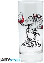 Street Fighter Glass - Ryu