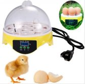 Broedmachine mini voor 7 eieren inclusief doseringsspuit