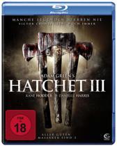 Hatchet III (blu-ray) (import)