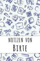 Notizen von Birte