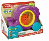 Fisher-Price Tol & Val Olifant