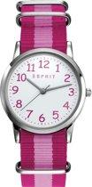 Esprit ES906484005 - Horloge - Canvas - 30 mm - Roze