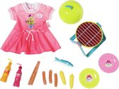 BABY born® Play&Fun Barbeque Set