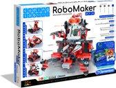 Clementoni - Coding Lab - RoboMaker Pro - Programmeerbare educatieve Robot