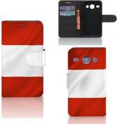 Bookstyle Case Samsung Galaxy Core i8260 Oostenrijk