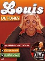 Louis De Funès - Collection 3 (3DVD)