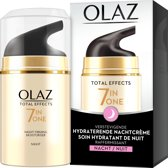 Olaz Total Effects - 50ml - 7in1 Verstevigende Nachtcrème