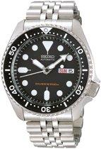 Seiko SKX007K2 - Horloge - Staal - Zilverkleurig - Ø 41 mm