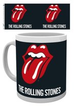 The Rolling Stones Logo Mok