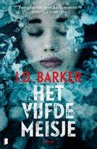 Boek cover Sam Porter 2 - Het vijfde meisje van J.D. Barker (Paperback)