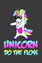 Unicorn Do the Floss