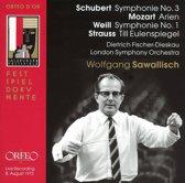 Schubert, Strauss +; Sawallisch