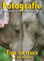 Omslag van 'Fotografie voor iedereen 1 - Fotografie: dierentuinfotografie in Diergaarde Blijdorp'