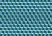 Fotobehang Abstract Art   XXL - 312cm x 219cm   130g/m2 Vlies