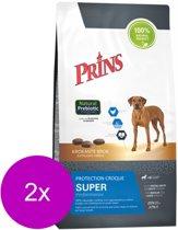 Prins Protection Croque Super Performance - Hondenvoer - 2 x 2 kg