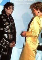 Michael Jackson & Princess Diana