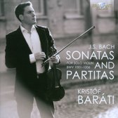 Bach; Sonatas And Partitas For Solo