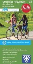 Falkplan fietskaart 12 - Utrechtse Heuvelrug