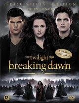 DVD cover van The Twilight Saga: Breaking Dawn - Part 2 (Special Edition)