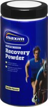 Maxim recovery drink vanille (750gr)