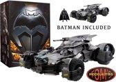 1:10 Bestuurbare Batman Batmobile Justive league