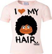 Logoshirt T-Shirt I Love My Hair
