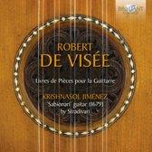 De Visee; Pieces Pour La Guittarre
