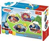 Baby Classic Puzzel - Thomas de Trein Legpuzzel
