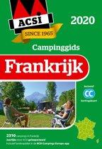 ACSI Campinggids - ACSI Campinggids Frankrijk + app 2020