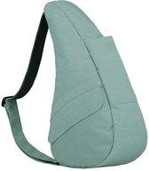 HEALTHY BACK BAG Rugzak - Textured Nylon - Aqua - Small - 6303-AQ