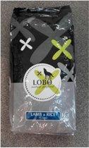 Lobo Adult 15kg Lamb & Rice