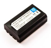 Battery similar NIKON EN-EL1, Li-ion, 7,4V, 800mAh, 5,9Wh