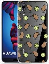 Huawei P20 Hoesje Kiwi