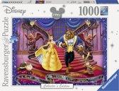 Ravensburger Belle en het Beest - Disney - 1000 stukjes