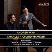 Sonates Pour Violon Et Piano N 6, 7