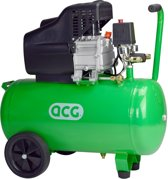 Lucht compressor ACG50/10-BASIC | 50L |10 bar |  257 L/min