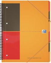 Oxford International Organiserbook - A4+ - notitieboek - gelijnd - 160 pagina's