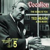 Rare Transcription Recordings Of The 1950S - Vol.5