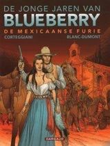 De jonge jaren van Blueberry: 015 De Mexicaanse furie