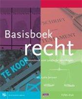 Basisboek recht -  Bronnenboek