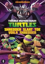 Teenage Mutant Ninja Turtles - Shredder Slaat Toe
