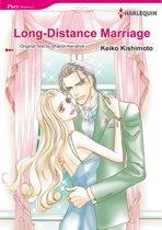 Long-Distance Marriage (Harlequin Comics)
