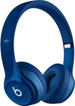 Beats by Dre Solo 2 Wireless - Draadloze on-ear koptelefoon - Blauw
