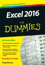 Excel 2016 Fur Dummies